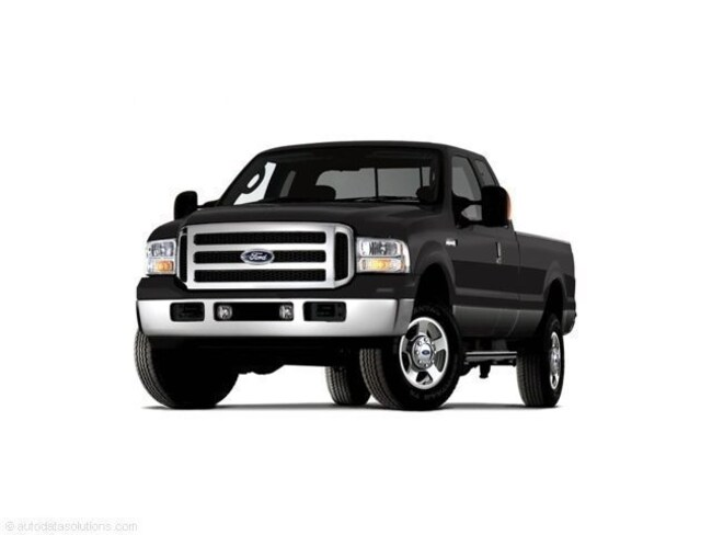 2006 Ford F-350 Extended Cab Truck