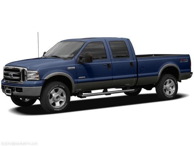2006 Ford F-350 Truck
