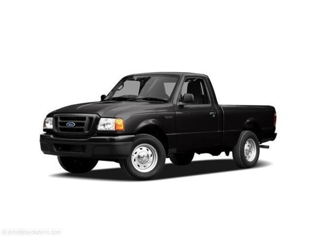 Used 2006 Ford Ranger Galion Oh Vin1ftyr10ux6pa25554