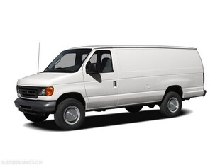 2006 Ford E-Series Cargo E 150 3dr Van Cargo Van