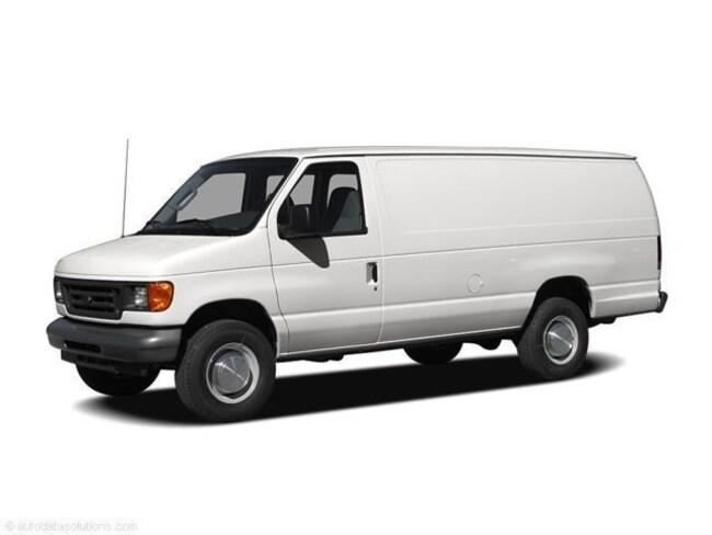 2006 Ford E-150 Commercial Cargo Van