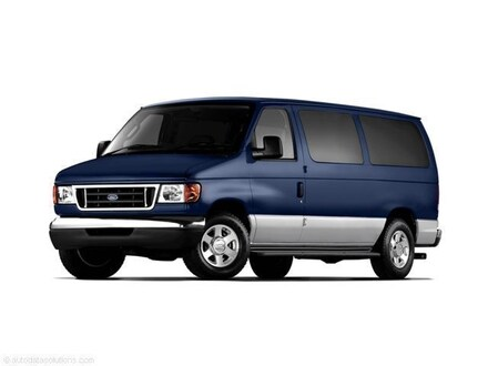2006 Ford E-350 Super Duty Wagon Extended Wagon