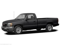 2006 GMC Sierra 1500 Work Truck Truck Regular Cab