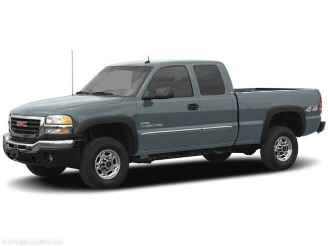 Used 2006 GMC Sierra 2500HD Truck Extended Cab in Roswell NM
