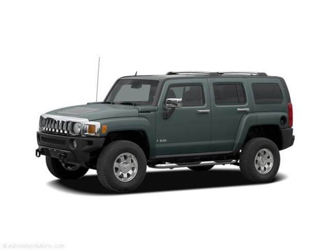 Used 2006 HUMMER H3 SUV 4dr 4WD SUV SUV in Carson CA