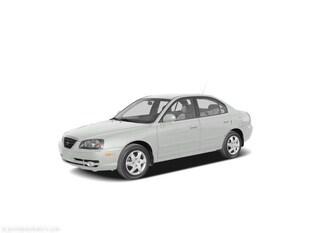 2006 Hyundai Elantra Sedan