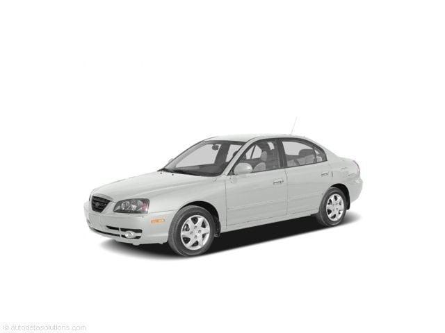 Great Used 2006 Hyundai Elantra GLS Sedan Sherman, TX