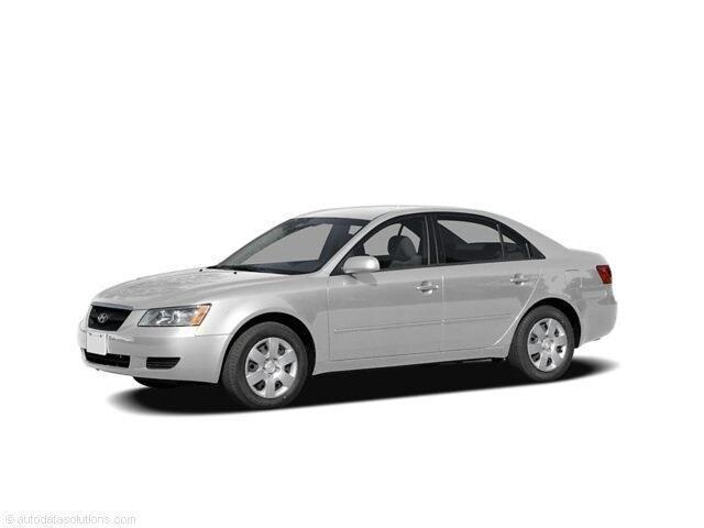 Used 2006 Hyundai Sonata Gls V6 For Sale In The Philadelphia