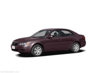2006 Hyundai Sonata GLS V6 Sedan 5NPEU46F66H048272