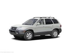 Bargain Inventory 2006 Hyundai Santa Fe GLS SUV for sale in Concord NC at Subaru Concord - near Charlotte NC