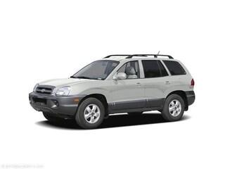 2006 Hyundai Santa Fe Limited Limited 4WD 3.5L Auto