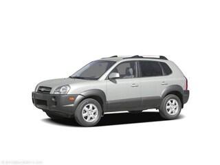 2006 Hyundai Tucson GL SUV