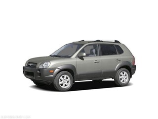 2006 Hyundai Tucson GL Germain Value Vehicle SUV