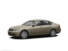 2006 INFINITI M35 4dr Sdn Sedan