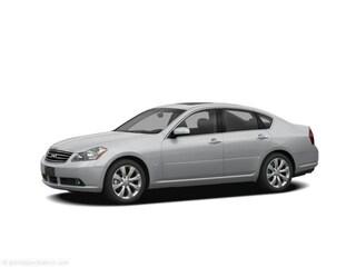 2006 INFINITI M35 Sedan