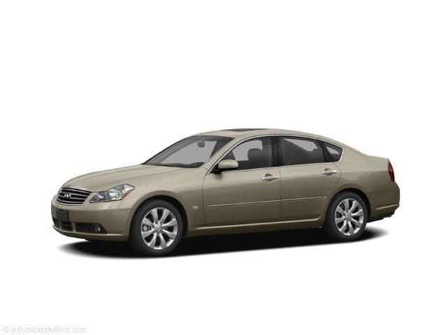 2006 INFINITI M35 Sport Sedan