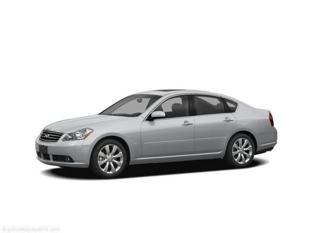 2006 INFINITI M35x Base Sedan