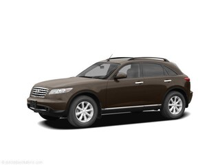 Used 2006 INFINITI FX35 4dr 2WD SUV T6X103797 for sale near Houston