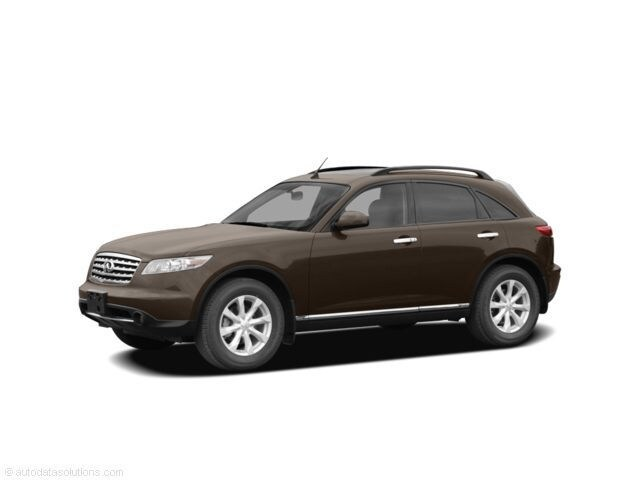 Used 2006 INFINITI FX35 4dr 2WD SUV for sale in Houston