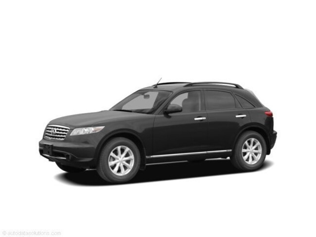 Used 2006 Infiniti Fx35 For Sale