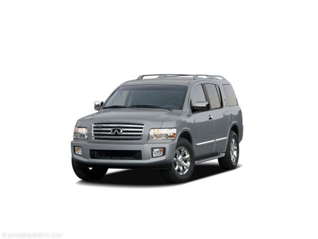 Used 2006 Infiniti Qx56 For Sale Towson Md