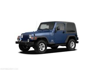 2006 Jeep Wrangler X SUV