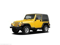 Used 2006 Jeep Wrangler X SUV in West Monroe, LA