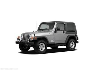 2006 Jeep Wrangler Sport SUV Danbury CT