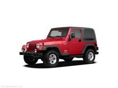 2006 Jeep Wrangler Sport SUV