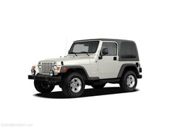 Used 2006 Jeep Wrangler Sport Sport for sale in New Braunfels, TX at Bluebonnet Jeep