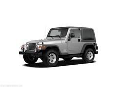 2006 Jeep Wrangler Rubicon SUV