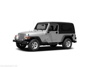 2006 Jeep Wrangler Unlimited LWB 4WD