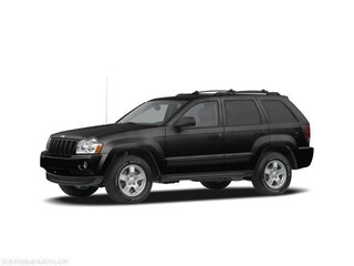 2006 Jeep Grand Cherokee Limited 4WD SUV
