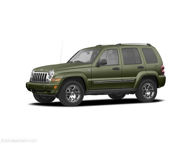 Used 2006 Jeep Liberty Sport 4WD Sport Utility In The Greater St. Paul U0026  Minneapolis