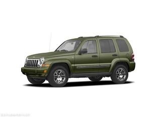 2006 Jeep Liberty Renegade SUV