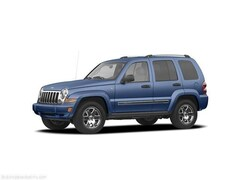 Bargain Used 2006 Jeep Liberty Limited SUV in Concord, CA