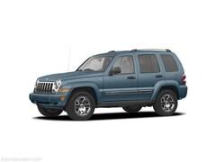 2006 Jeep Liberty Limited SUV