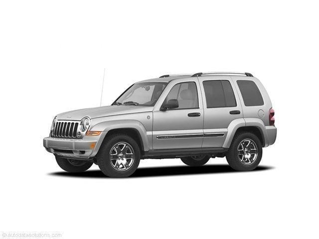 2006 Jeep Liberty CRD Limited Edition SUV Portsmouth NH