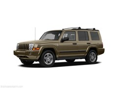 2006 Jeep Commander Limited Wagon