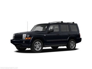 Discounted bargain used vehicles 2006 Jeep Commander Limited SUV for sale in Peoria, AZ near Phoenix