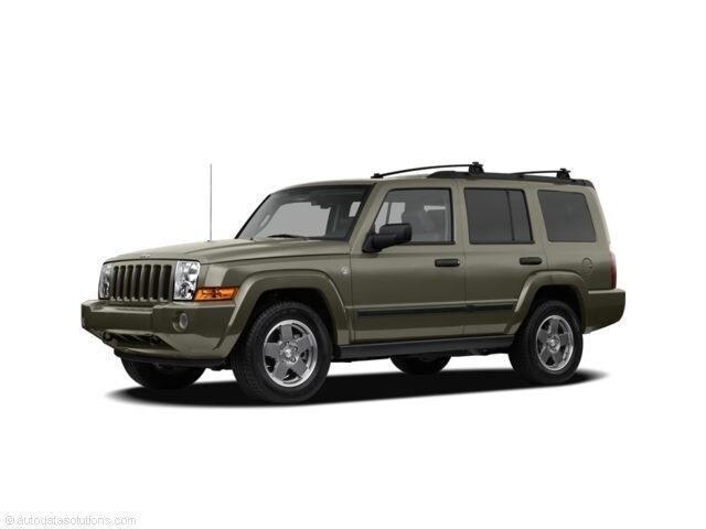 Jeep Commander Base SUV