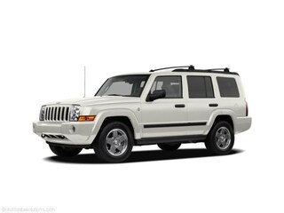 Used 2006 Jeep Commander Base SUV for sale in Wilkes Barre