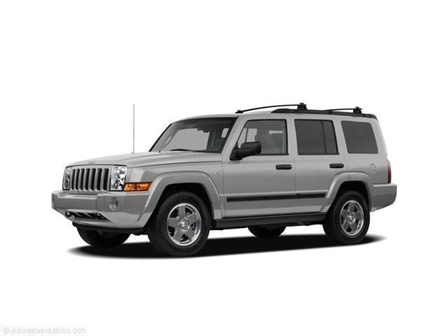 Used 2006 Jeep Commander Limited SUV For Sale Hallowell, ME