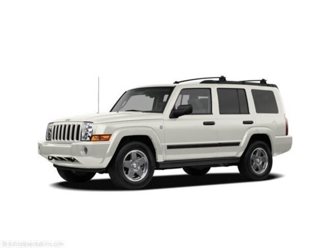Used 2006 Jeep Commander Limited SUV near Greensboro