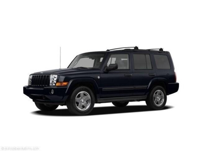 2006 Jeep Commander Limit WAGON