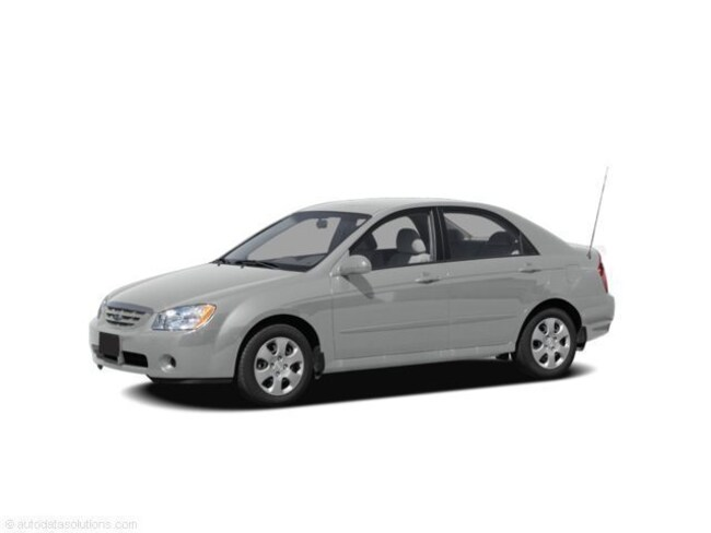 Used 2006 Kia Spectra For Sale Marion Oh