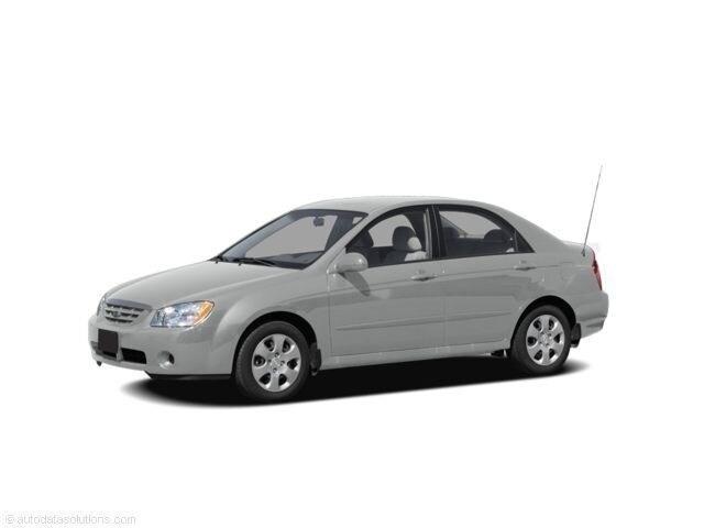 2006 Kia Spectra EX Sedan