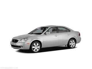 2006 Kia Optima LX LX  Sedan w/manual