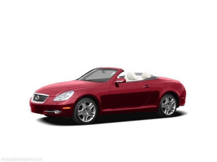 Used 2006 LEXUS SC 430 430 Convertible X19545A in St Perters MO