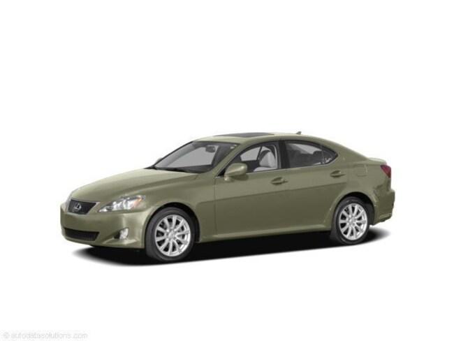 2006 LEXUS IS 250 250 Sedan